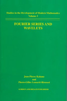 Fourier Series and Wavelets